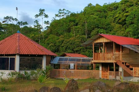 Relax in the Jungle - Guapiles - Huis