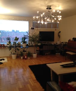 3 rums apartment in the centre of Helsingborg - Хельсингборг - Квартира