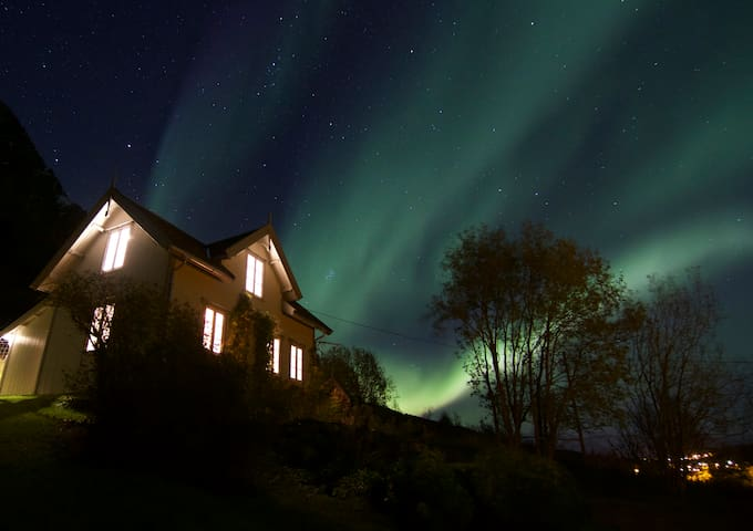 Kjosen Lodge - Lyngseidet - House
