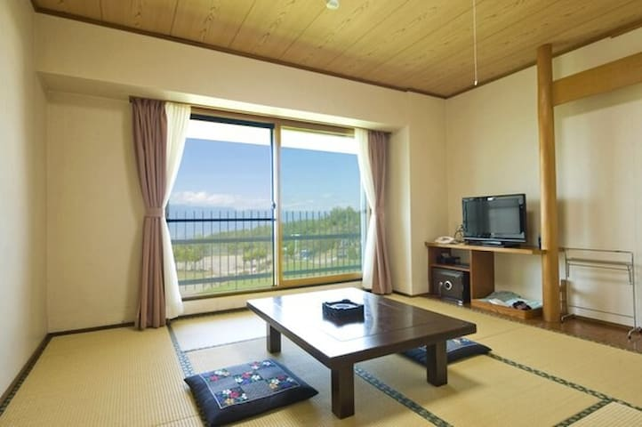 Shiojiri Kataoka Japanese room 15 tatami