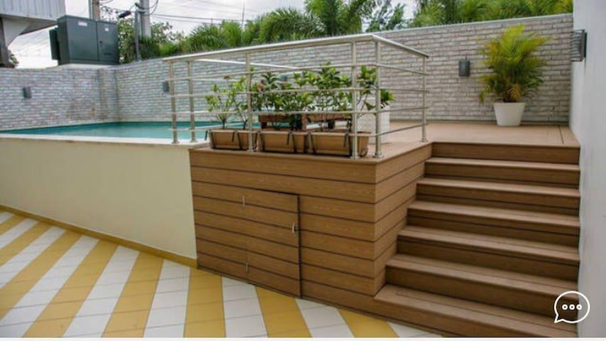 Great apartment Pool, santo Domingo - Santo Domingo - Leilighet