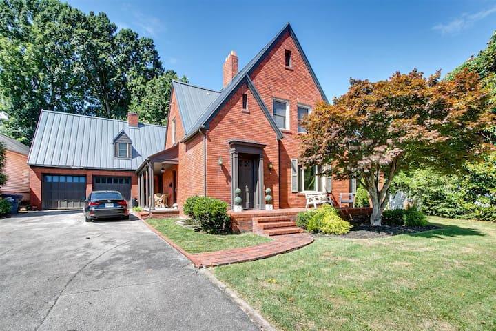 Charming Guesthouse in Quiet Neighborhood