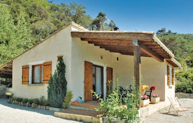 Holiday cottage with 2 bedrooms on 55 m² in Teyssieres