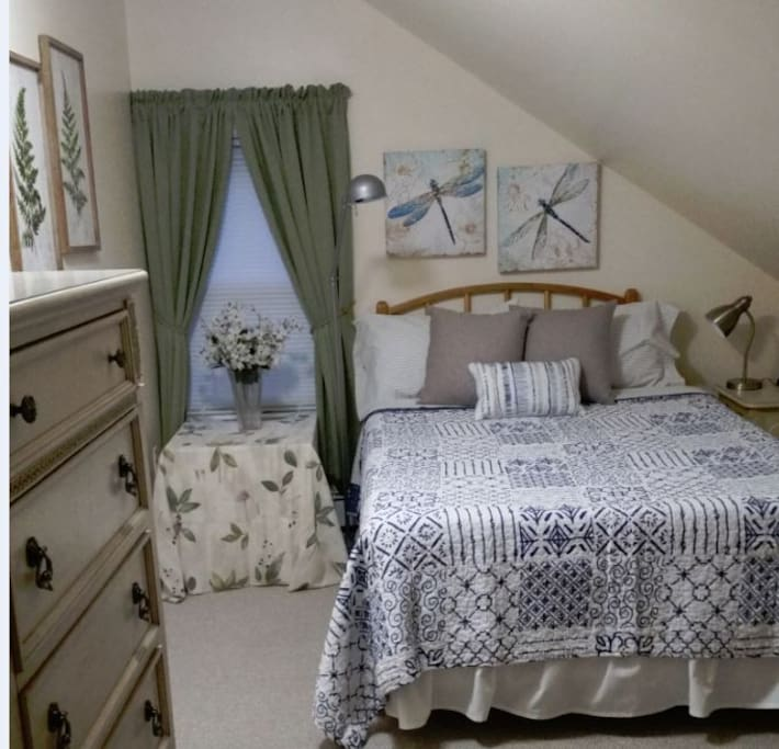 Bedroom Right - Simple Comfort in the Heart of Federal Hill!