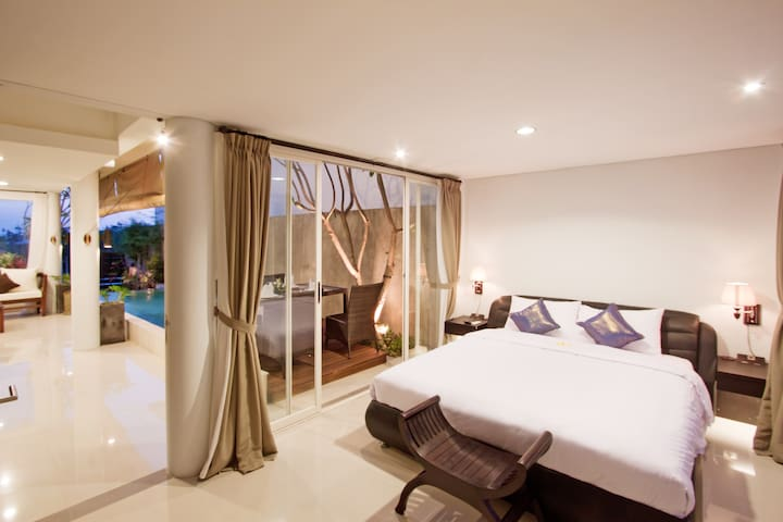 Villa Grace & Milena 3BR, Canggu, 200m to beach - North Kuta - Villa