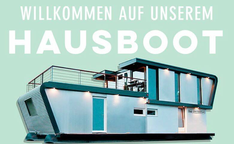 Dein Hausboot in Mainz