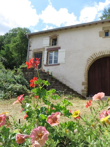 Gîte de Fée; gezellige boerenwoning - Serécourt - Ev