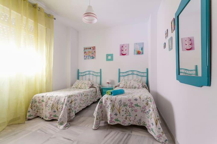 Triana Calle principal 2 camas WIFI FREE - Sevilla - Condominium