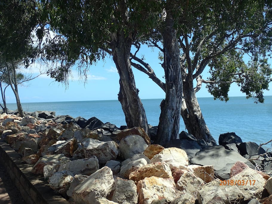 Hervey Bay - beautiful one minute perfect the next