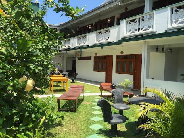 Srilanka ayurveda hotel - Hikkaduwa - Domek gościnny