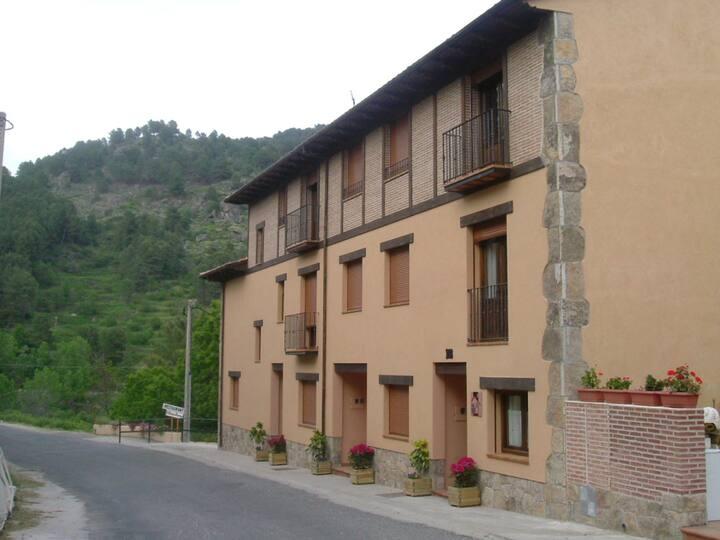 Casa rural para 10 personas en la Sierra de Gredos