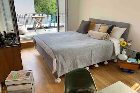 Cozy Studio  - Only 10 Minutes to Munich Fair