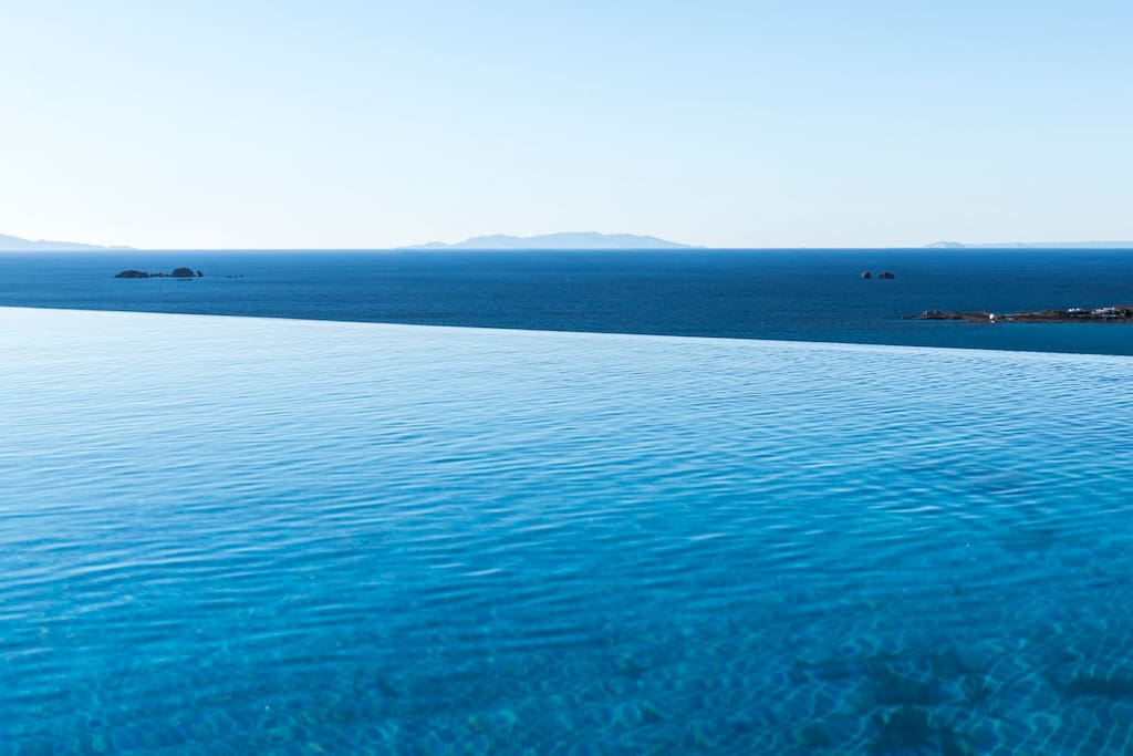 VILLA ALEXANDER THE GREAT - THE INCREDIBLE VIEW OF AEGEAN SEA