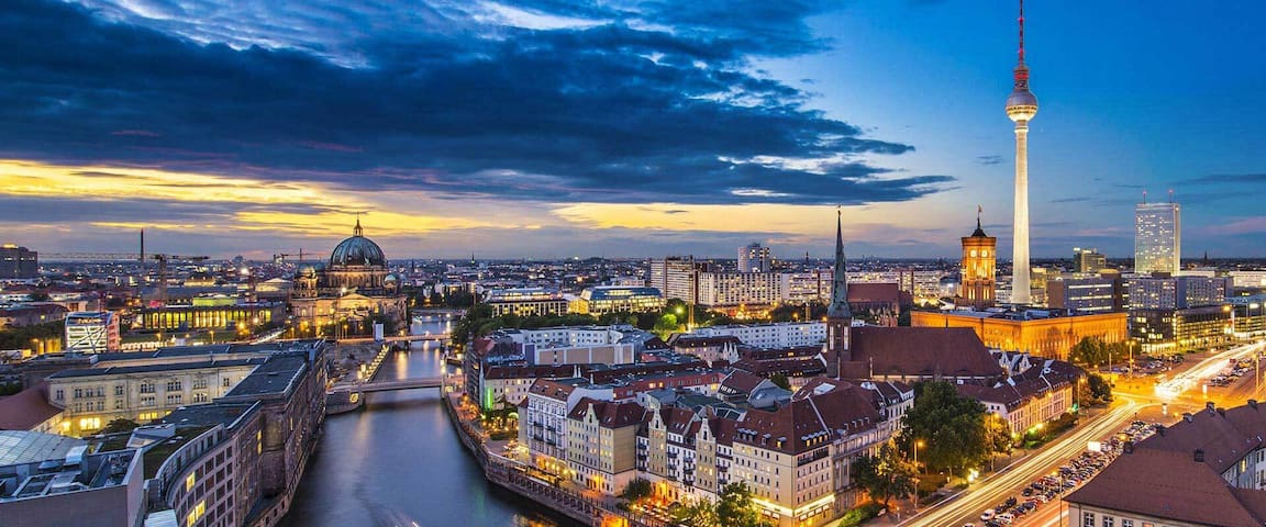 ★★★★★Best Apartment in Berlin Center★★★★★