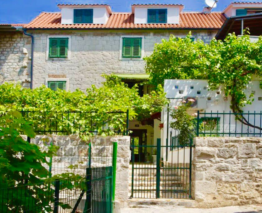 Century old traditional Dalmatian Villa