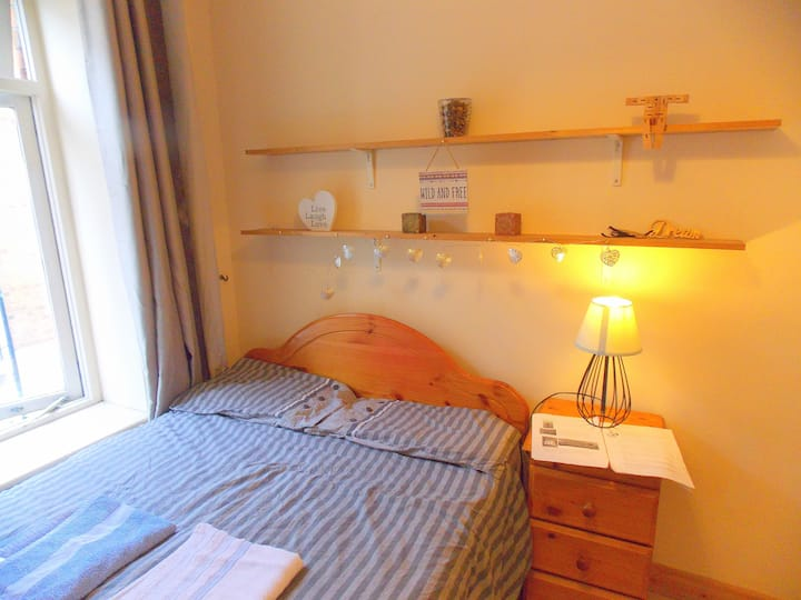 Double room city centre