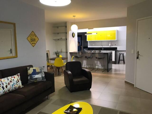 Belo apartamento ao lado do Shopping Taboao - Taboão da Serra - Leilighet