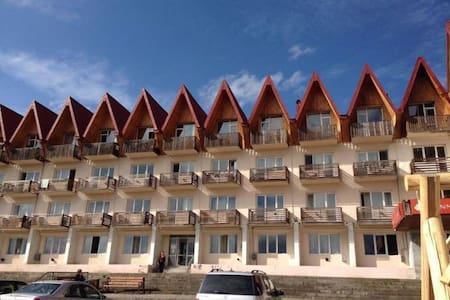 Апартамент в Бакуриани - Bakuriani - Mobilyalı daire