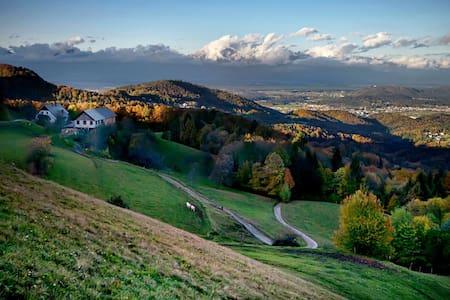 House close to Ljubljana and mountains - Vaše