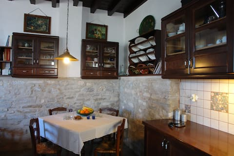 Aunt Anneza's Village House
