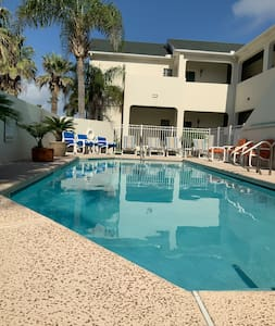 """GET YOUR BEACH ON!!""  Ground floor, 2 BR, 2 Bath."
