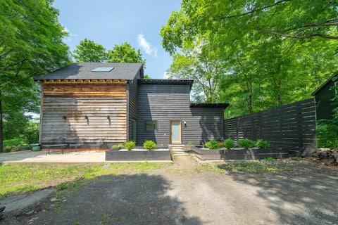 Adorable modern cottage in Woodstock/Saugerties