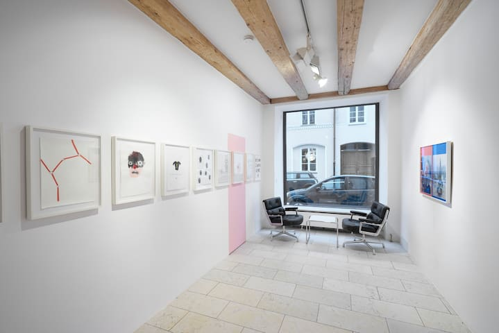 Art Loft in Central Munich - Monaco - Loft