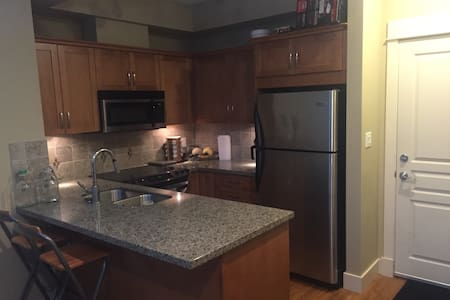 Downtown, Chief view!  one bedroom - Squamish