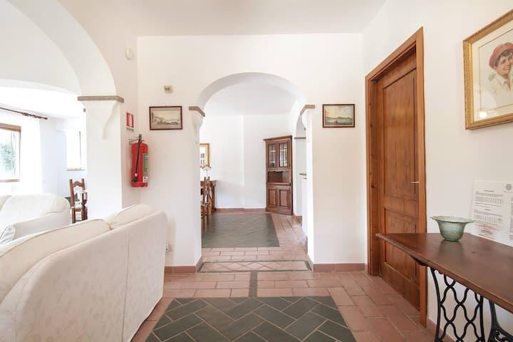 Villa Serena con Piscina Privata e Giardino