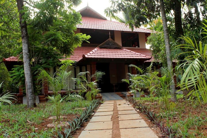 Best resort in Thrissur