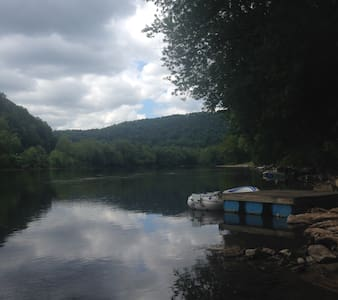 Waterfront Home 70min to NYC - Phillipsburg - Talo