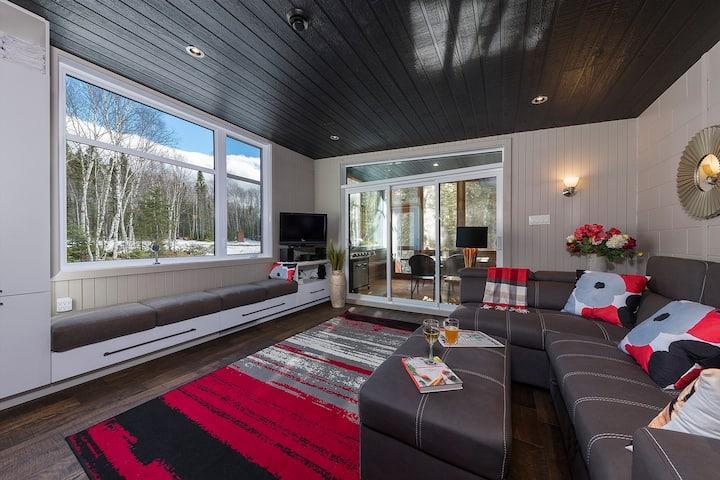 Rezervë | Chalet Villa 7 at Domaine Charlevoix