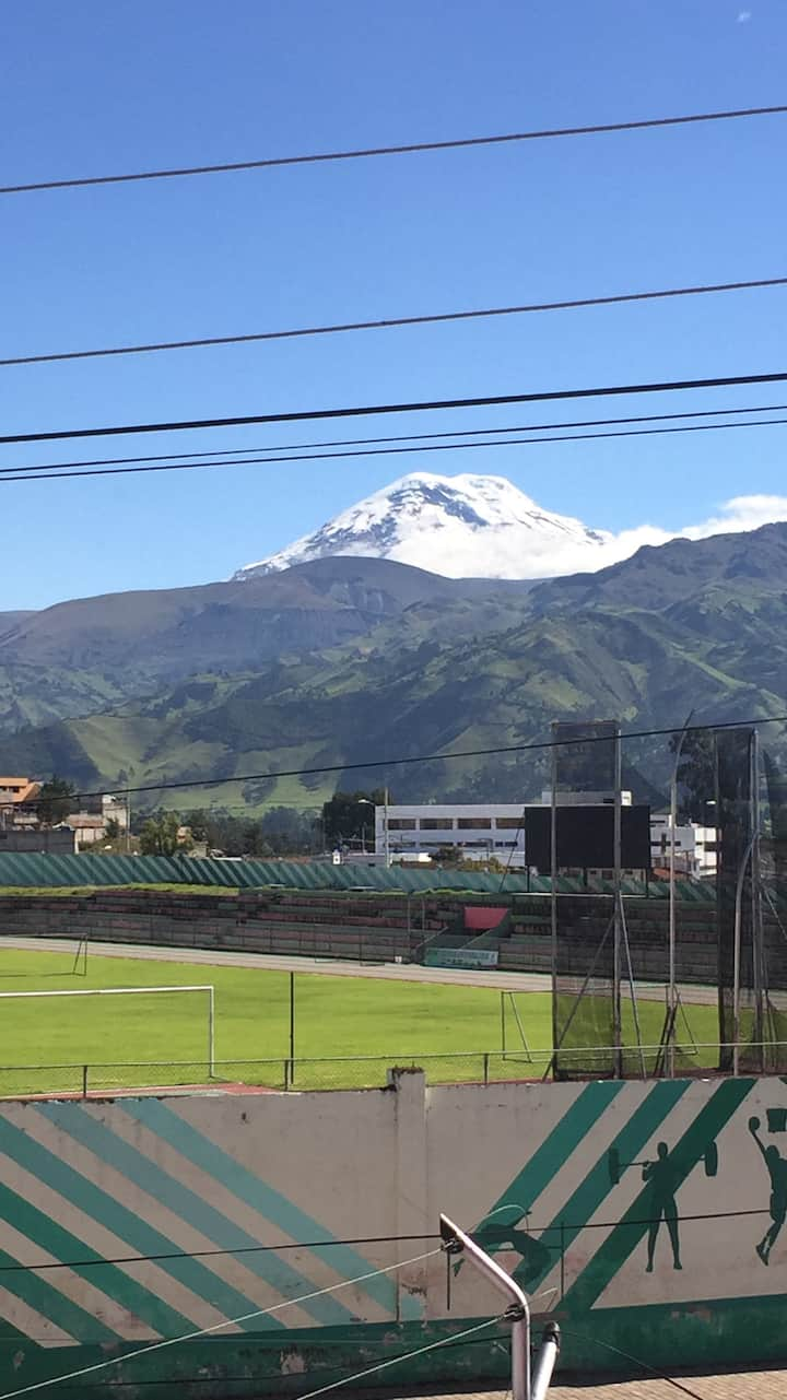 Alojamiento en Guaranda Ciudad de las 7 Colinas