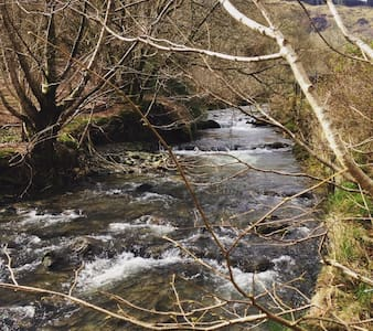 Riverside cottage & mountain views - Corris
