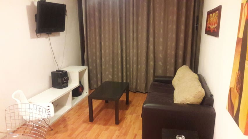 Apto. 2D 1B, Amplio y Central. - Santiago - Appartement