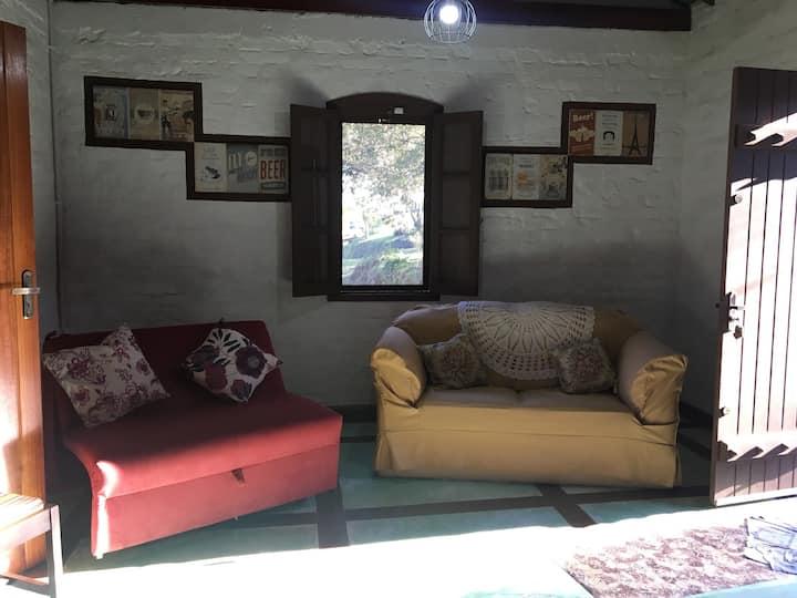 Sítio das Pitangueiras- casa 2