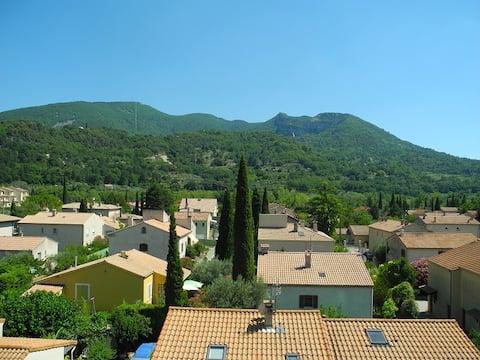 Appartement centre ville Nyons (Drôme provencale)