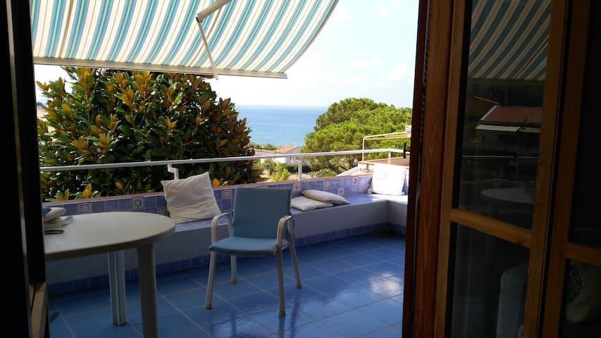 Casa vacanze sul mare a Diamante - Belvedere Marittimo - Talo