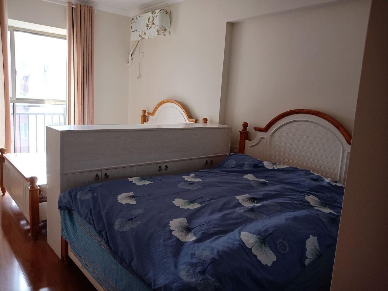 超大一房两大床