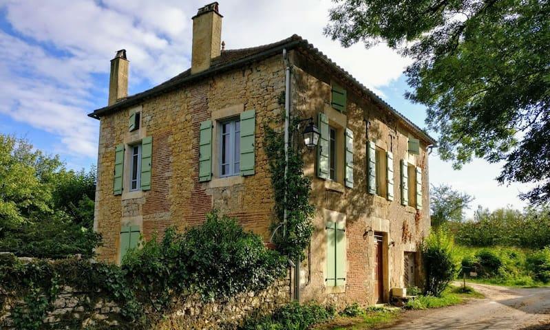 La belle Quercynoise