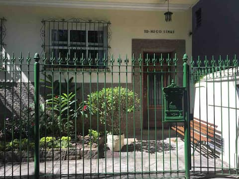 Charming apartment in Gávea