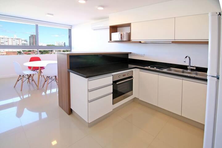 Fantastic Studio near the Sea, super location! - Punta del Este - Apartment