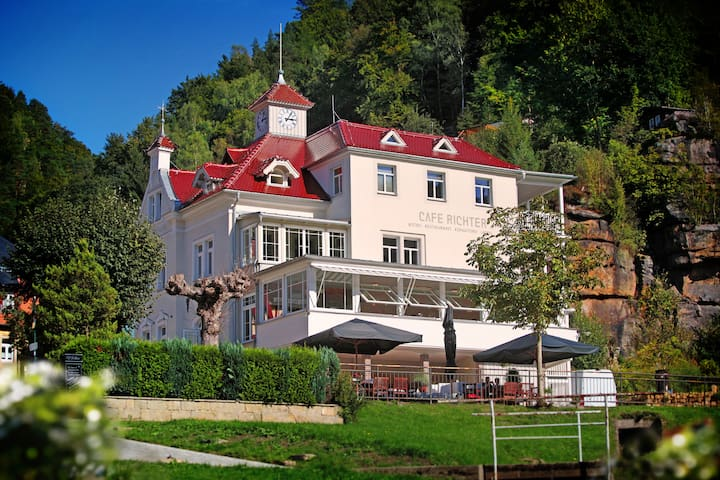 BelEtage in historischer Villa