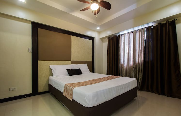 Cozy 1BD -5mins to Mactan Airport near restos