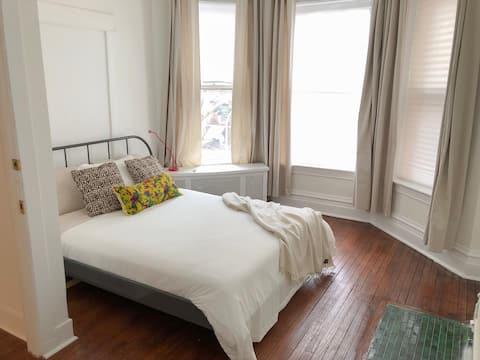 Bedroom in Art House