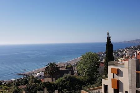 Wonder 140 sqmº Epic Sea view ~ 3 bedrooms ~6 pers