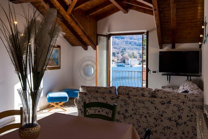 Stupenda Villa vista lago Mergozzo