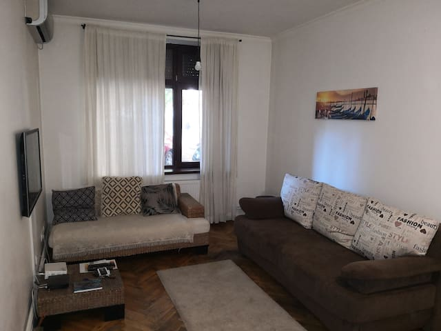 Old City Apartment *Netflix included*