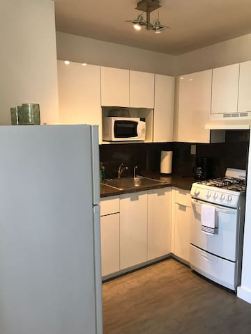 Entire apartment, 1 block away to south beach