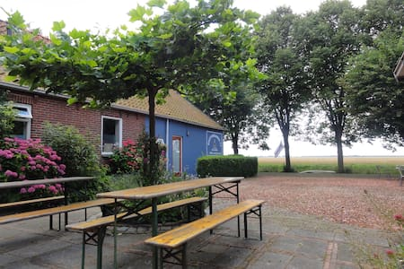 Cosy B&B in open countryside - Finsterwolde